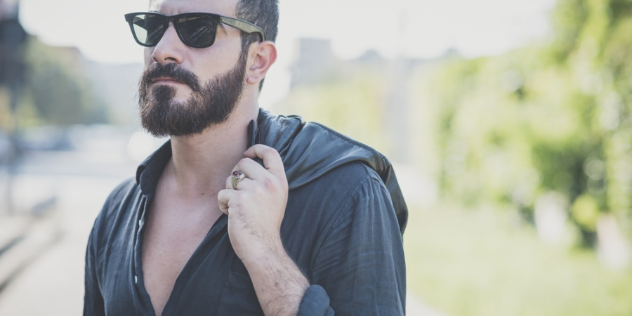 4 Sexy Reasons A Guy With A Beard Makes The Best Boyfriend Ever