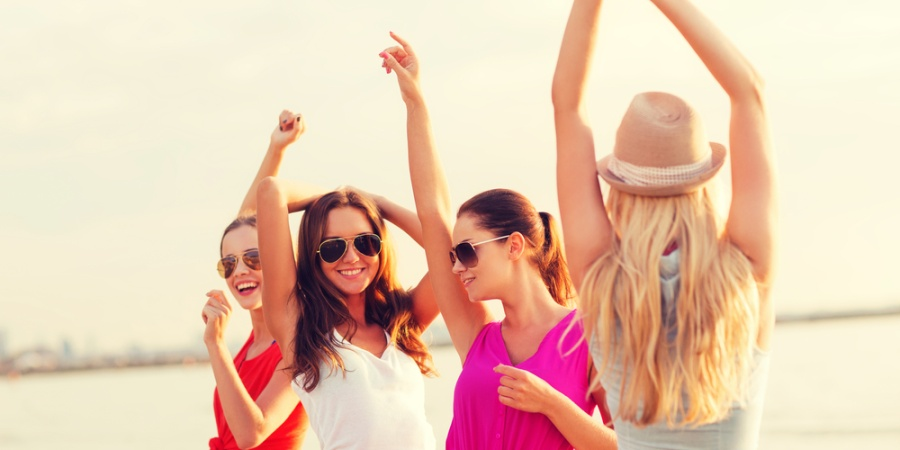 8 Types Of Girls That Make A Fully Balanced FriendGroup