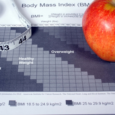 Why The Body Mass Index Scale Is Unreliable