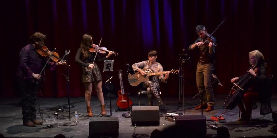 Music For Writers: A Quartet Named ETHEL And A Guitarist NamedKaki