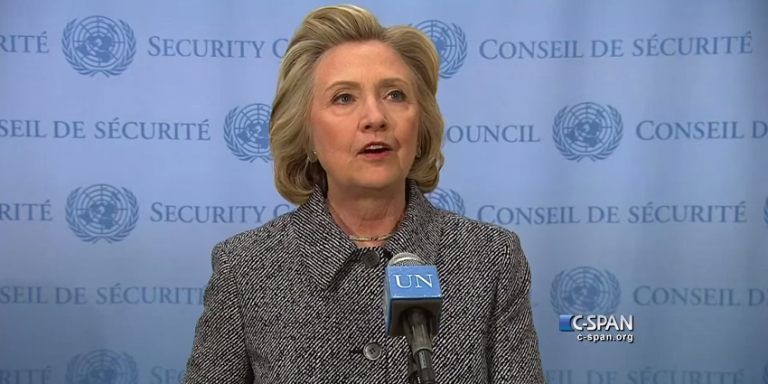 Hillary Clinton Literally Thought You Had To Have Separate Phones For Each EmailAccount