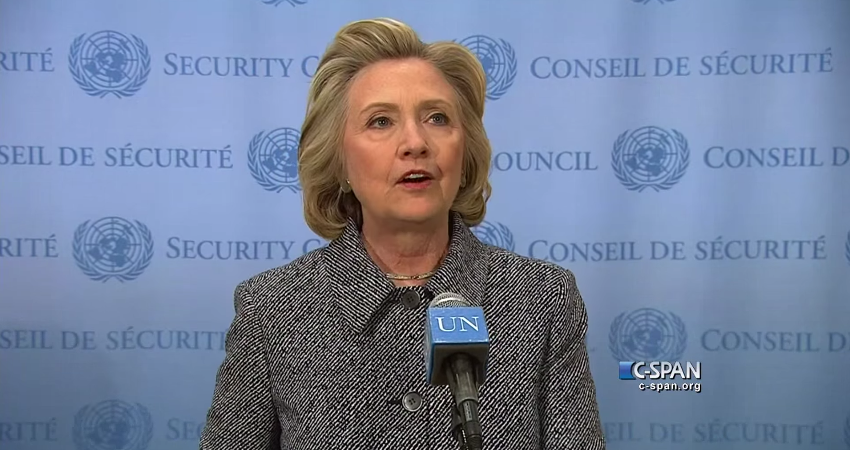 Hillary Clinton Literally Thought You Had To Have Separate Phones For Each Email Account
