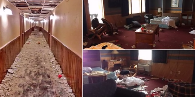Frat Douches Refuse To Pay Hotel $434,000 In Damages After All-NightRager
