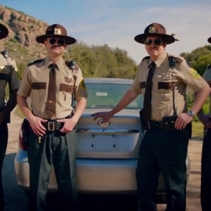 Mother Of God, They're Filming A Super Troopers 2