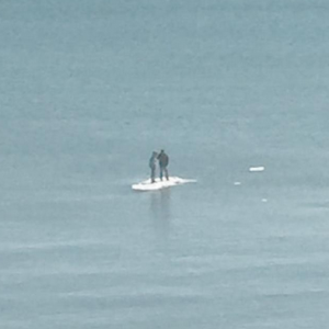 Two Teens Float Away And Almost Die On A Lake Michigan Iceberg