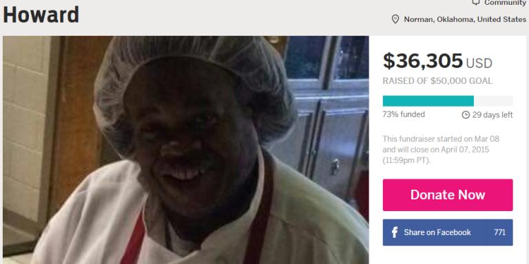 Former Member Of Racist Oklahoma Fraternity Raises $35,000 For The House's (Now Jobless) BlackChef