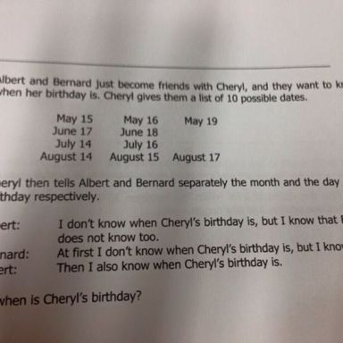 This Logic Quiz Intended For 14-Year-Old Math Students Is Stumping The World