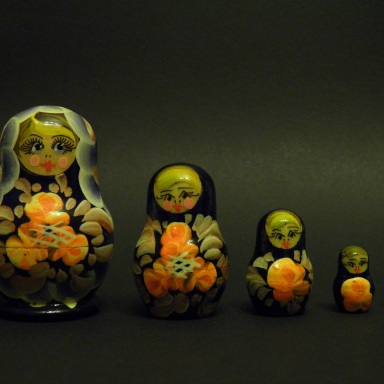 My Father Kept A Russian Nesting Doll And What Was Inside Terrified Me (Part 1)
