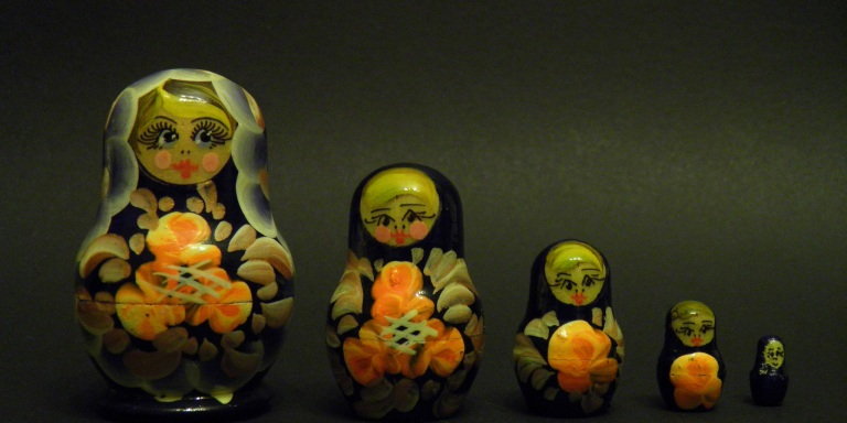 My Father Kept A Russian Nesting Doll And What Was Inside Terrified Me (Part1)