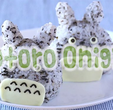 Learn How To Make Totoro Onigiri With This Especially Kawaii Video! (ノ◕ヮ◕)ノ*:・゚✧