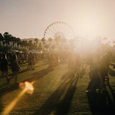 'That's My Lemonade, Ho!' Attending Coachella As A 35-Year-Old
