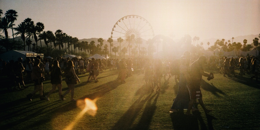 'That's My Lemonade, Ho!' Attending Coachella As A 35-Year-Old