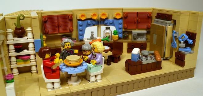 Sam Hatmaker/LEGO