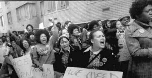 1974 demonstration