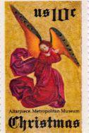 1974 xmas stamp