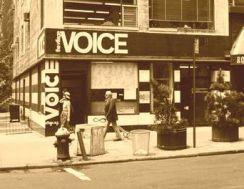 1975 village voice office