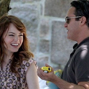 """Watch Emma Stone And Joaquin Phoenix In The Trailer For Woody Allen's New Film """"Irrational Man"""""""