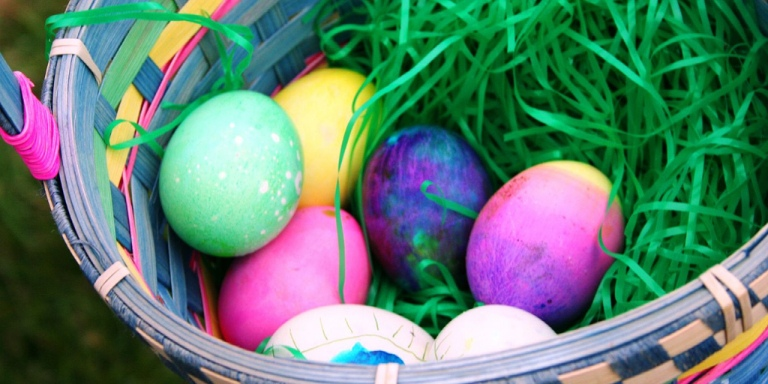3 Ways To Kick A$$ In Your Family's Easter EggHunt