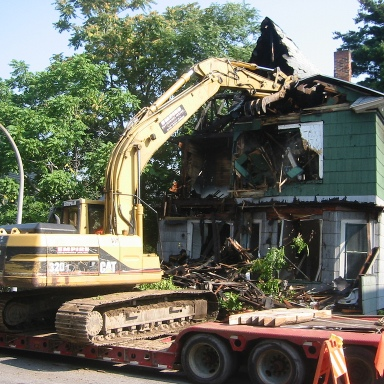 Imagine Demolishing A Building For Work, Only To Find Out Later That It Was The Wrong One