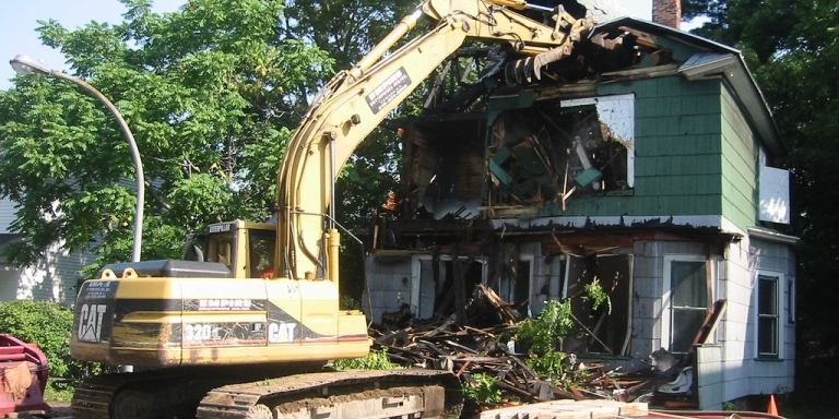 Imagine Demolishing A Building For Work, Only To Find Out Later That It Was The WrongOne