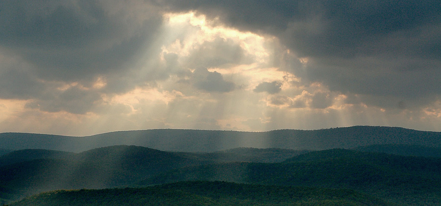 Memories From The Mountain. Reflections On Appalachia.