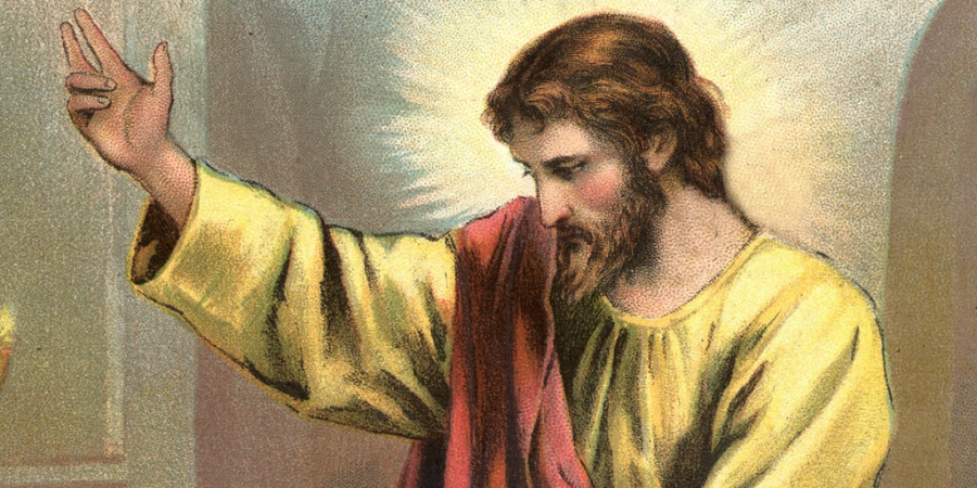 The One Commandment OfJesus