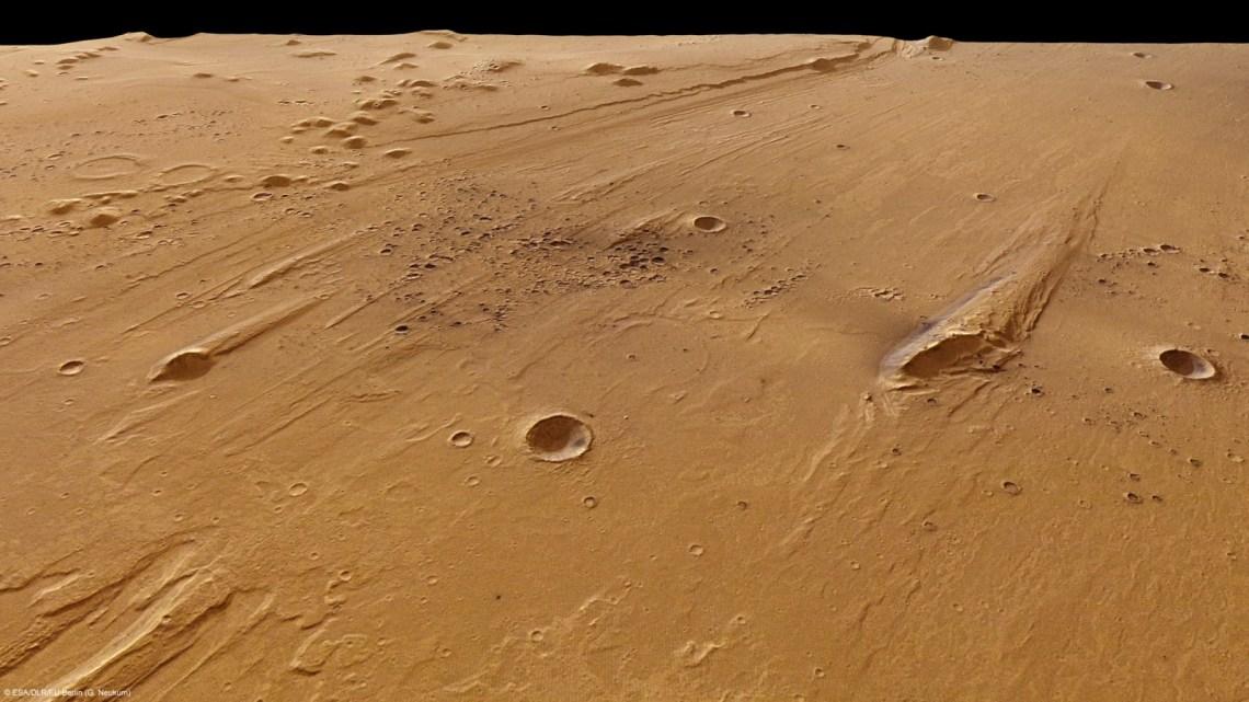 Mars via Flickr - European Space Agency
