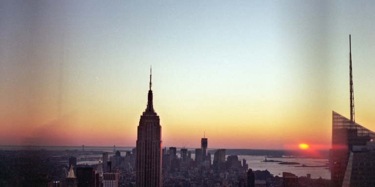 The First Six Months In NewYork