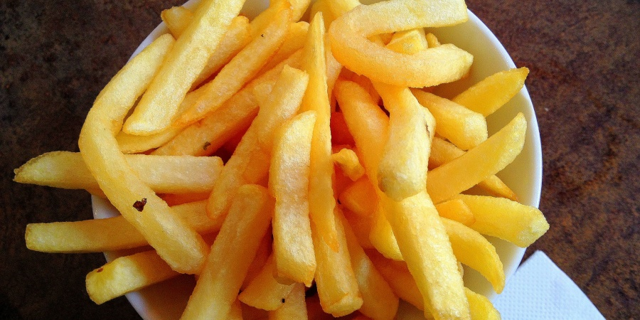 Why You Should Never Order French Fries With NoSalt