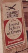 Early Dec 74 Icelandic Airlines ad
