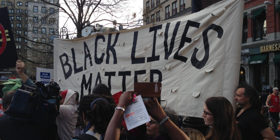 22 Images Of The NYC Protests That Show The Media Really Loves RaceBaiting