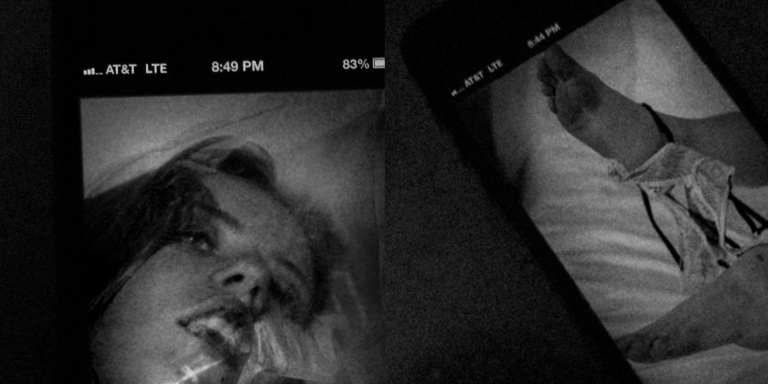I Found An iPhone On The Ground And What I Found In Its Photo Gallery TerrifiedMe
