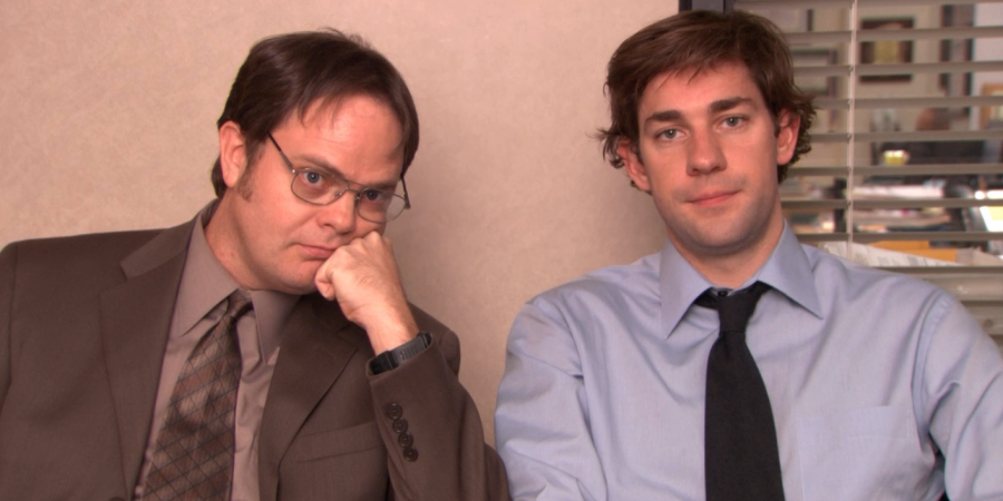 21 Signs You And Your BFF Are Secretly Jim And Dwight