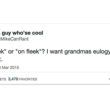 27 Of The Funniest Tweets You'll Read Today
