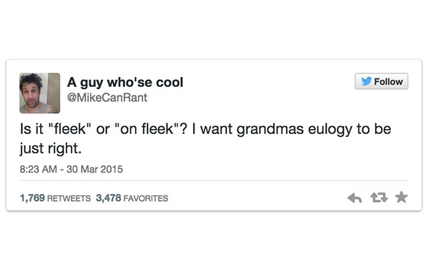27 Of The Funniest Tweets You'll ReadToday