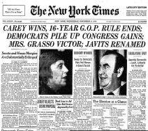Nov. 1974 election NYT
