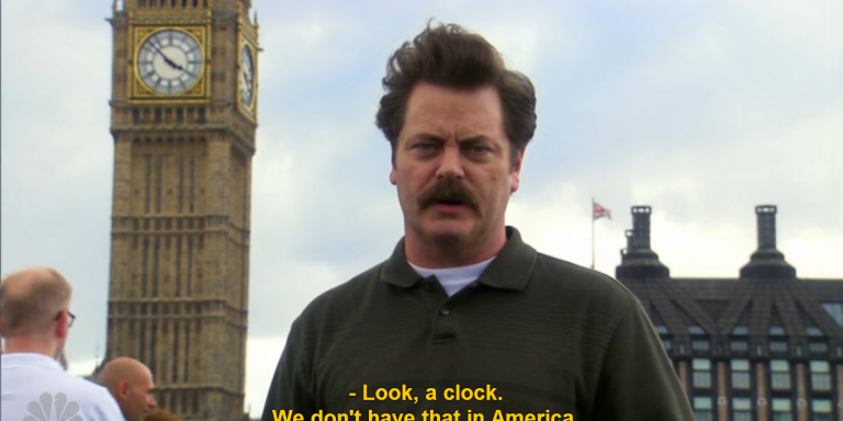 27 Inspirational Ron Swanson-isms That Will Help You Lead A Healthy And FulfillingLife
