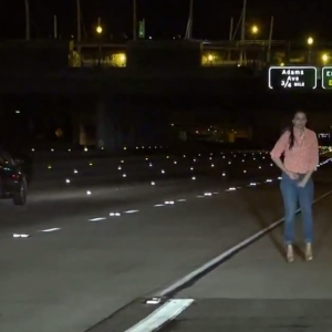 Video: This Oblivious Drunk Girl Who Nearly Caused Multiple Accidents Will Have You Pulling Your Hair Out