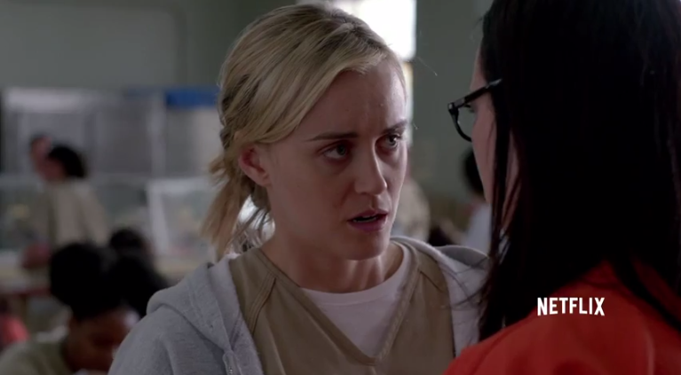 The Orange Is The New Black Season 3 Trailer Is Finally Here And It's AWESOME