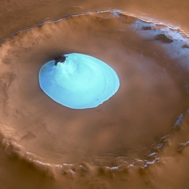 The Discovery Science Lovers Have Been Waiting For, Liquid Water On Mars