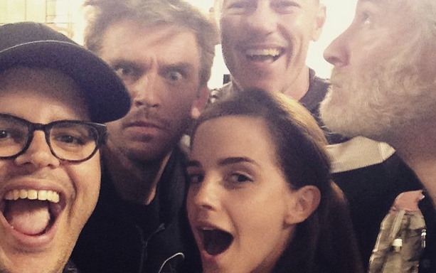 We Can't Wait For The 'Beauty And The Beast' Movie After Josh Gad's Latest InstagramPost