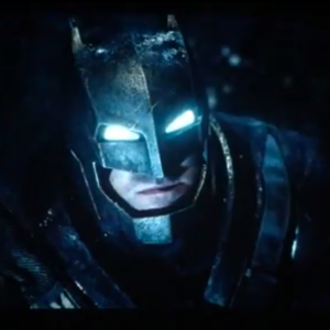 People Are Flipping Out Over This Batman Vs. Superman Trailer