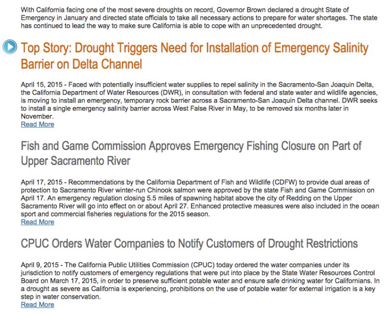 via ca.gov/drought/