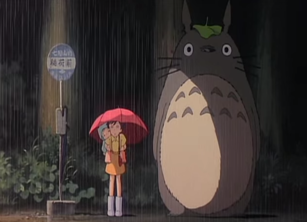 Amazon / My Neighbor Totoro