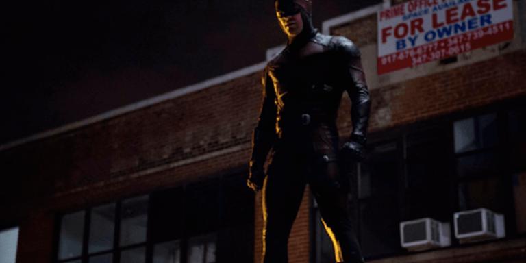 Don't Sleep On Netflix's New Show,Daredevil