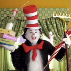 The Day I Ran Into The Cat In The Hat