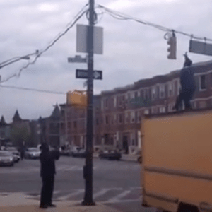 This Baltimore Man Dancing To 'Beat It' Is The Single Greatest Piece Of Film Ever Captured