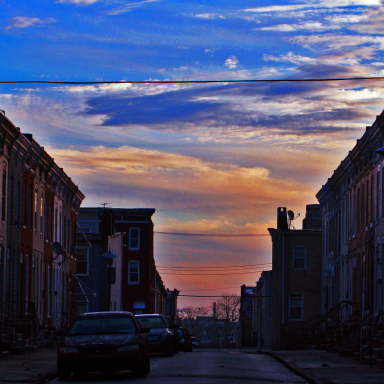 My Opinion On Baltimore: I Really Don't Deserve To Have One
