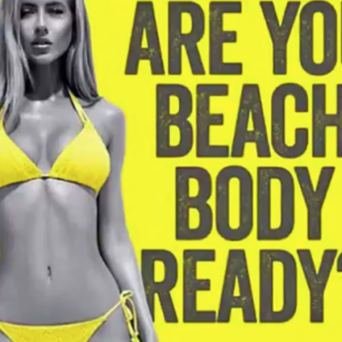 5 Things #ProteinWorld Tells Us About Feminists