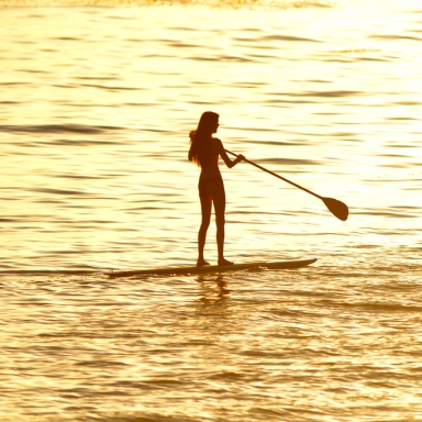 6 Life Lessons Stand Up Paddleboarding Has Taught Me
